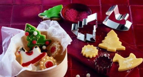 Weihnachtsgebäck Kaufen.Weihnachtsgebäck Dekorieren Weihnachtsbäckerei Kaufen Bei Belgusto De