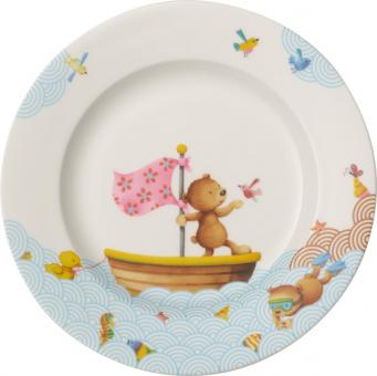 Kinderteller flach 22cm HAPPY AS A BEAR Villeroy & Boch