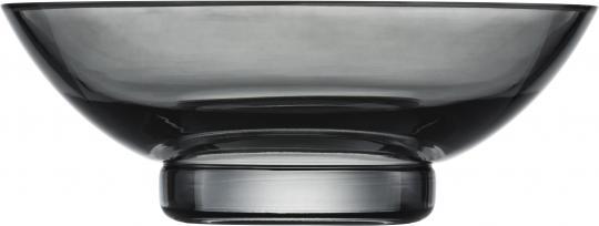 Schälchen grau D.150mm/H.55mm 303/15 JAVA Eisch Glas
