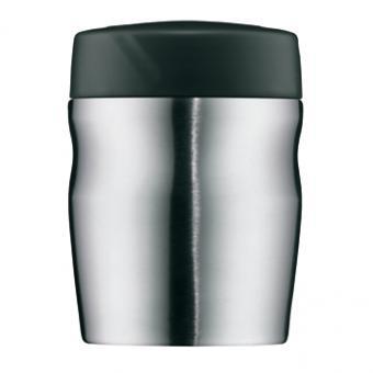 Isolier-Speisegefäß Henkelmann foodMug 0,35ltr. Edelstahl matt alfi