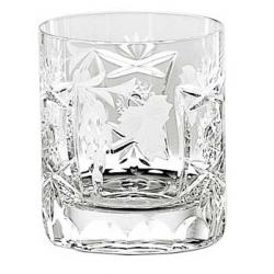 Whisky pur Wasser 250ml 9cm TRAUBE klar Nachtmann