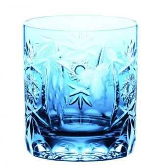 Whisky pur Wasser 250ml 9cm TRAUBE aqua Nachtmann