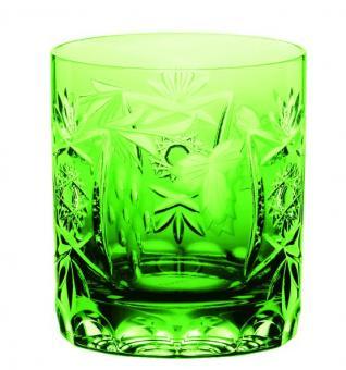Whisky pur Wasser 250ml 9cm TRAUBE reseda Nachtmann