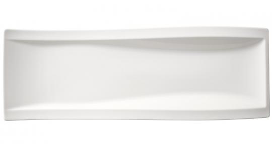 antipastiteller 42x15cm neu new wave villeroy boch new. Black Bedroom Furniture Sets. Home Design Ideas