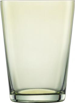 Becher groß Wasser Saft No.79/H.123mm olive TOGETHER Zwiesel Glas**4