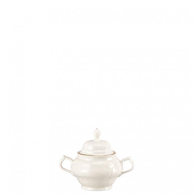 Zuckerdose 0 26ltr sanssouci elfenbein gold rosenthal for Innendekoration potsdam