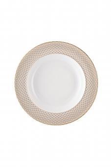 tafelservice 16 tlg francis carreau beige rosenthal. Black Bedroom Furniture Sets. Home Design Ideas