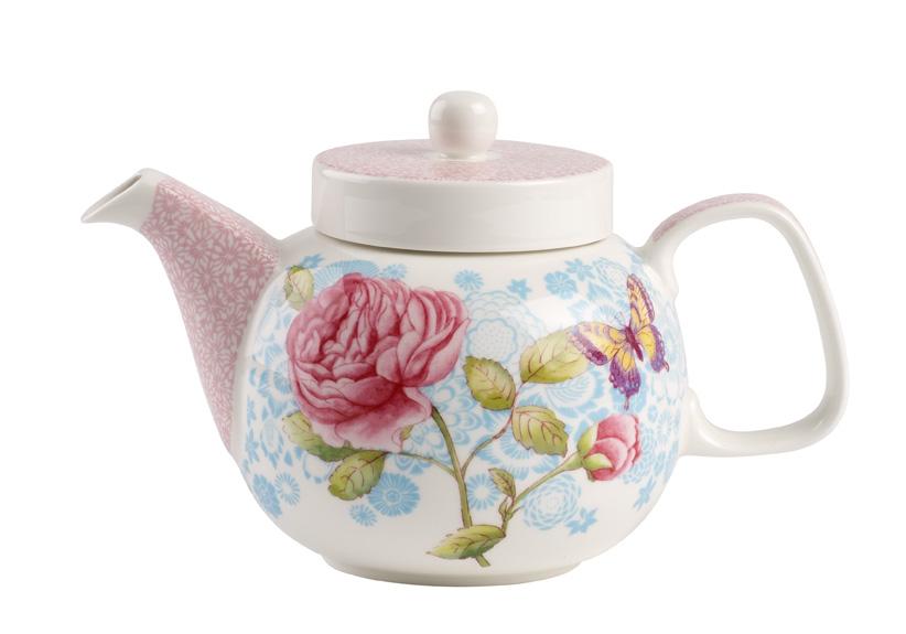 Teekanne 0 60ltr Rose Cottage Villeroy Boch Rose Cottage