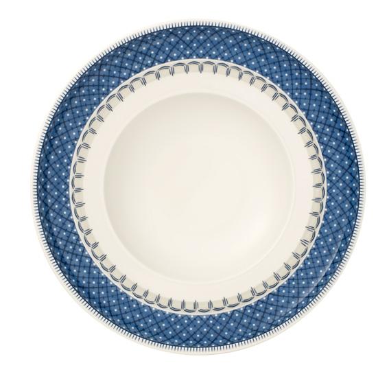pastateller 30cm casale blu villeroy boch casale blu. Black Bedroom Furniture Sets. Home Design Ideas