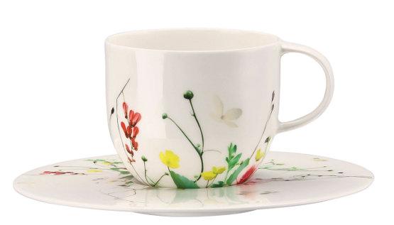 set kaffeetasse 2 tlg 0 2ltr 15cm brillance fleurs sauvages rosenthal. Black Bedroom Furniture Sets. Home Design Ideas