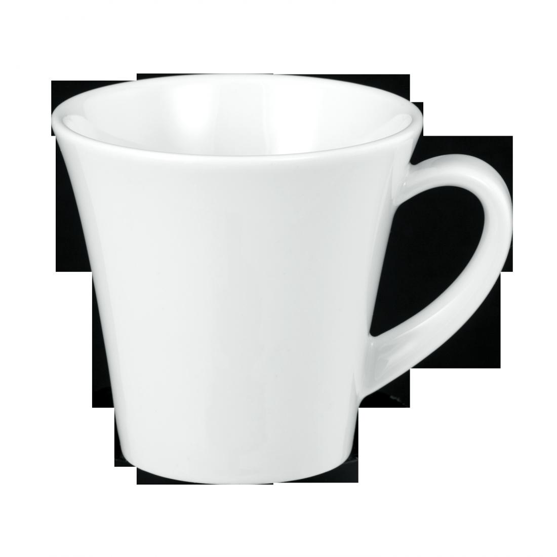 kaffeeobertasse 0 20ltr modern life weiss seltmann modern life wei uni. Black Bedroom Furniture Sets. Home Design Ideas