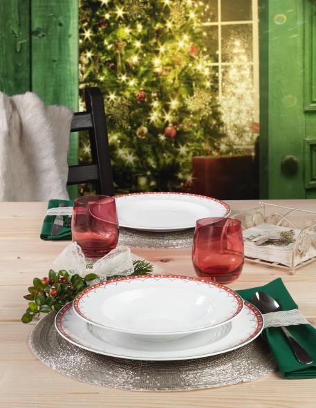 tafelservice teller set 12 tlg auslaufartikel marina. Black Bedroom Furniture Sets. Home Design Ideas