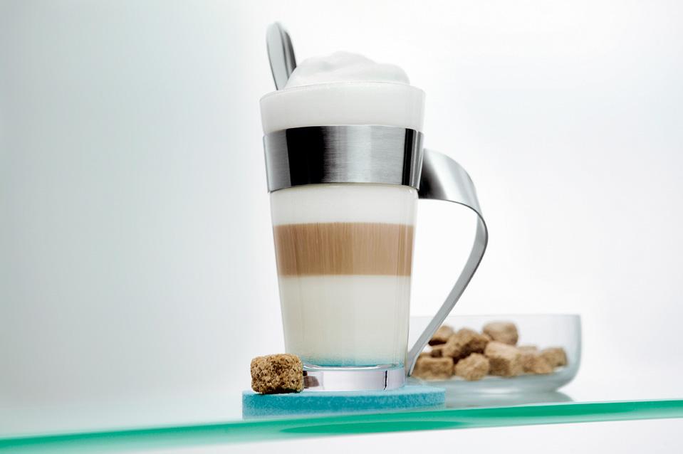 latte macchiato glas 0 35ltr new wave glas klar villeroy boch. Black Bedroom Furniture Sets. Home Design Ideas