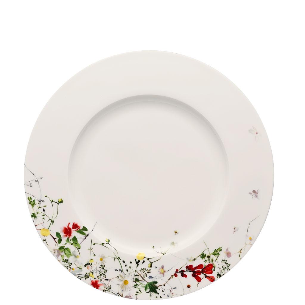 tafel service 16 tlg 6 personen brillance fleurs sauvages. Black Bedroom Furniture Sets. Home Design Ideas