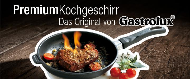 1 Gastrolux Premium-Kochgeschirr