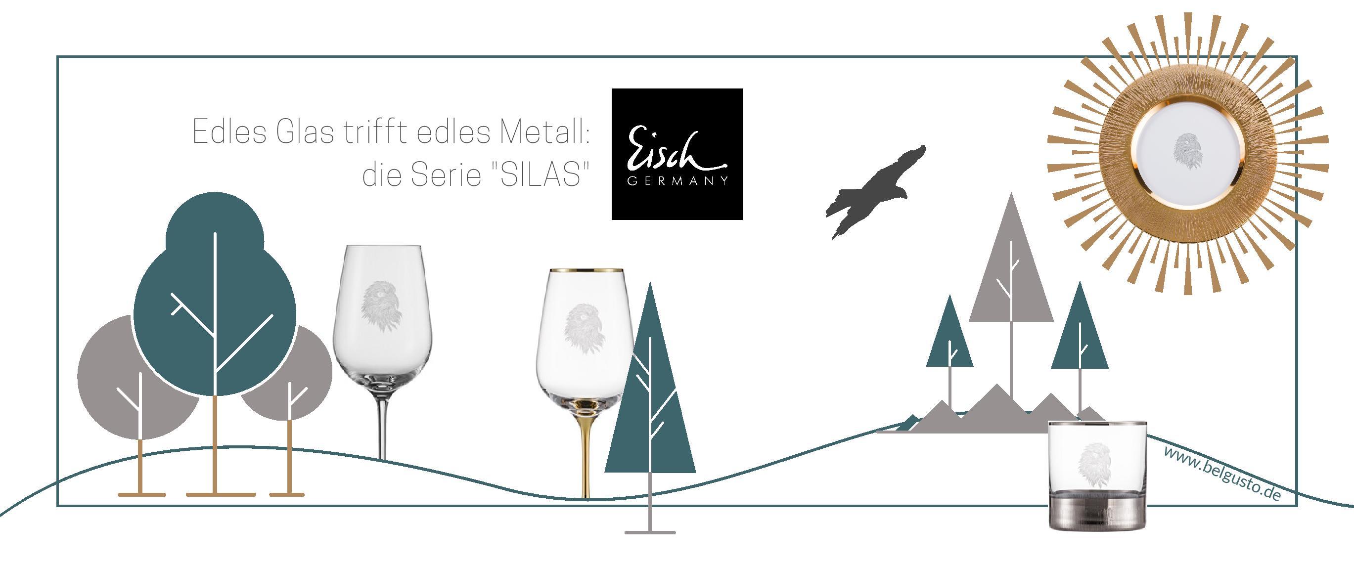 ....Serie SILAS von Eisch Glaskultur